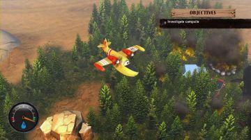 Immagine -2 del gioco Planes 2: Missione Antincendio per Nintendo Wii U
